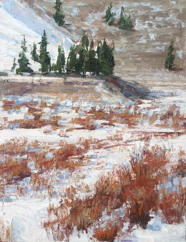 oil plein air from Jineen Griffith